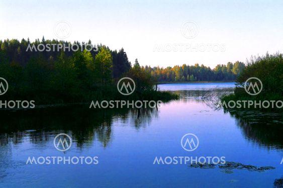 metsien järven sunrize