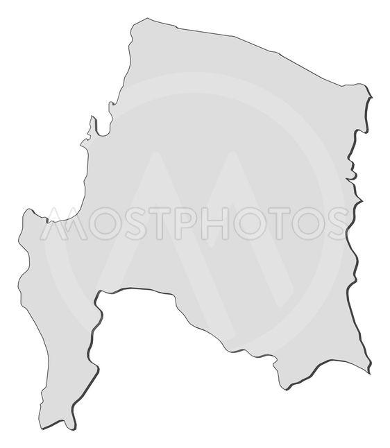 Map - Bio-Bío (Chile)
