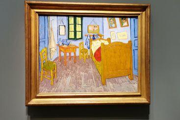 Noon - Rest from Work, Van Gogh