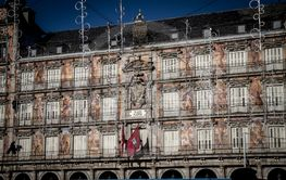 Plaza Mayor, Image of the city of Madrid, its...
