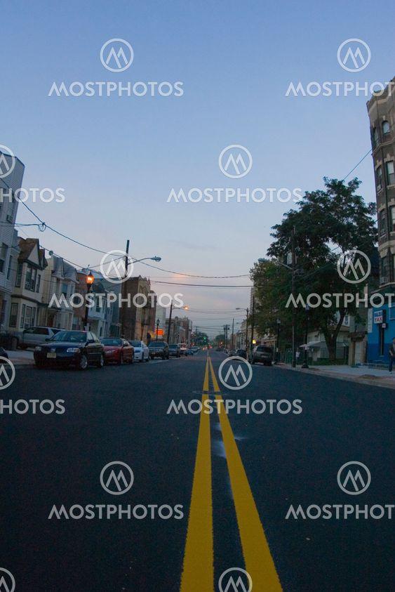 New Jersey tieliikenteen