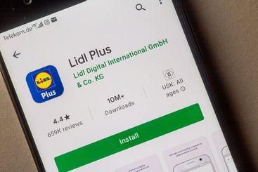 Lidl plus - mobile App