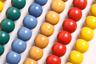 Diagonal abacus