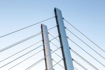 cable stayed bridge geometry