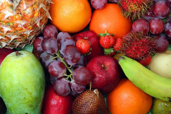 fruit, kind of fruits from tropical country
