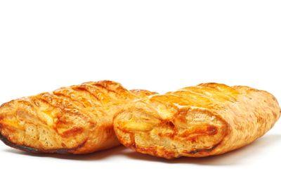 two fresh pie