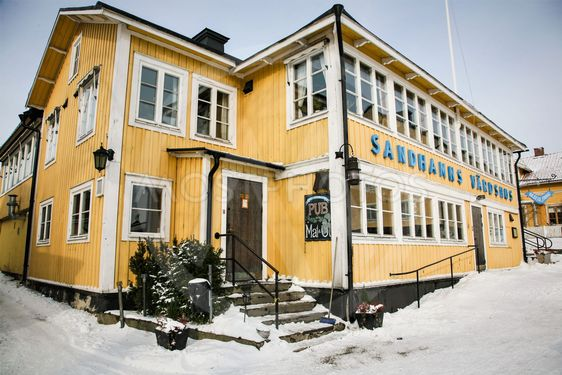 Stockholms skärgård Sandhamn