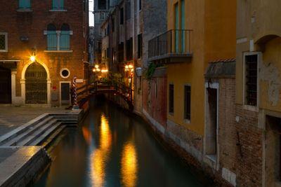 Venice, romantic city.