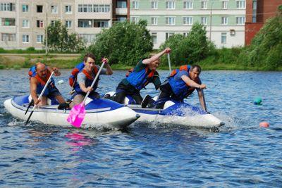 Tourist regatta