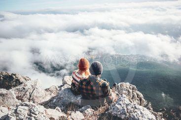 travel hiking mountains