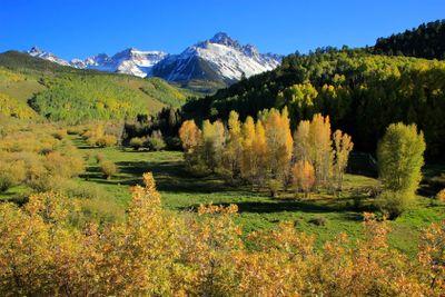 Mount Sneffels, Uncompahgre National Forest, Colorado