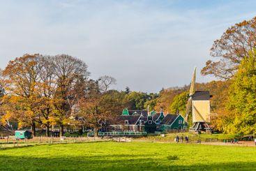 Panorama Open air museum Arnhem