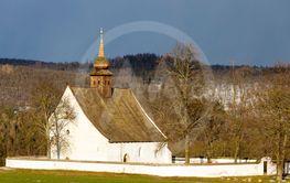 Chapel of Mother of God, Veveri, Czech Republic