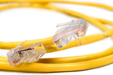 RJ-45 And Cat 5 Cable