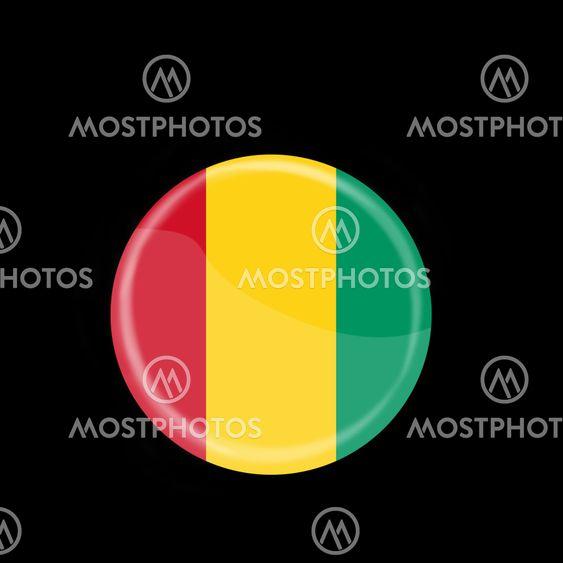 flag of the guinea