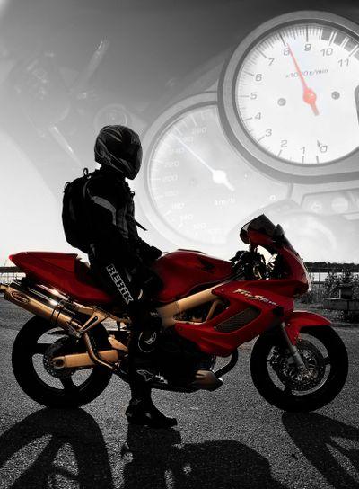 Honda VTR Firestorm 1000