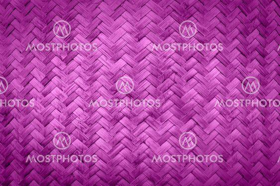 Bamboo Panel Pattern