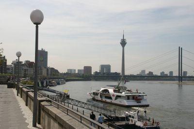germany river pier
