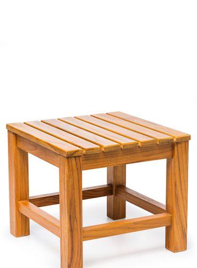 Teak wood chair
