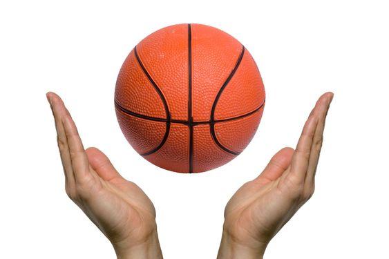Praying for Basketball