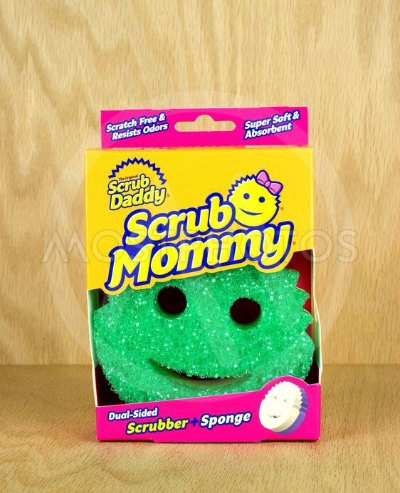 Scrub Mommy sponge.