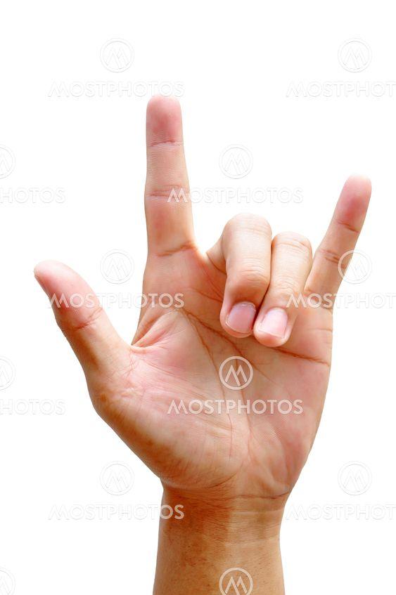 Tegnsprog på elsker dig Se 10