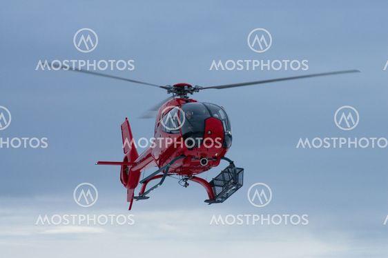 Helicopter heli-ski
