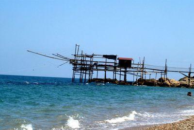 Sea Fishing Post