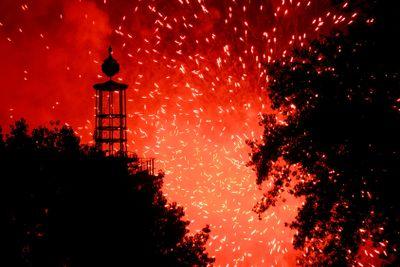 Kölner Lichter, Feuerwerk