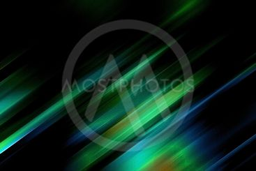 blue black and green abstract background