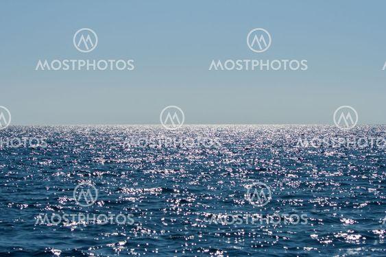 neverending blue sea