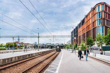 Centralstationen i Lund
