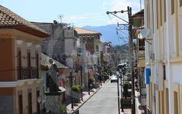 Street in Cotacachi