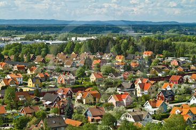 Örebro villaområde på norr bild 2