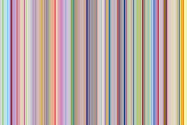 Pastel color stripes abstract background.