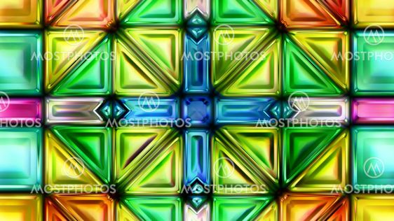 multi-colored crystals texture of colorful bright...