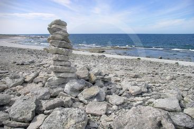 Stentorn på Fårö