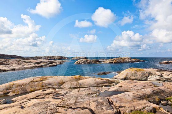 Skärgården på svenska västkusten