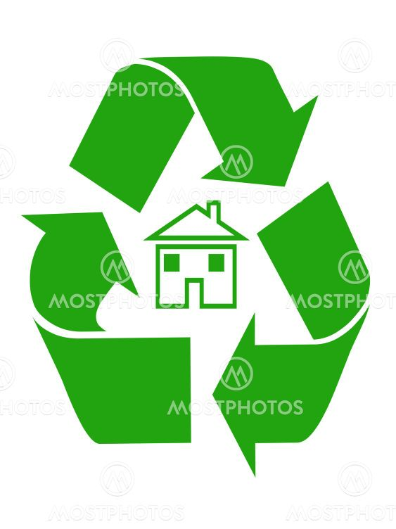 Domestic Recycling Symbol