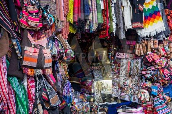 Witches Market In La Paz B By Boggy Mostphotos