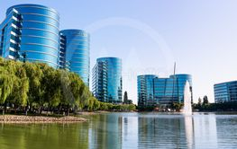 Sep 9, 2019 Redwood City / CA / USA -  Oracle corporate...