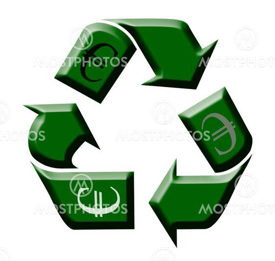 Kierrätys rahaa