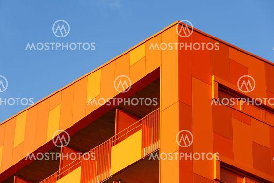 Orange corner