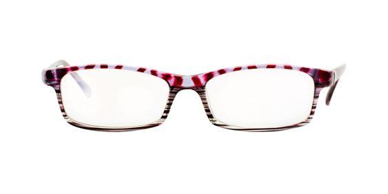 glasögon isolerade