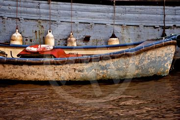 Old Wooden Boat