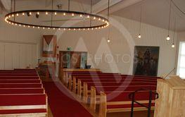 Interiör från Missionskyrka (Sweden)