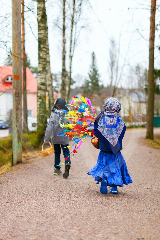 Easter in Finland