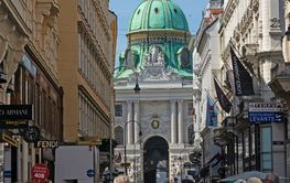 Kohlmarkt Vienna