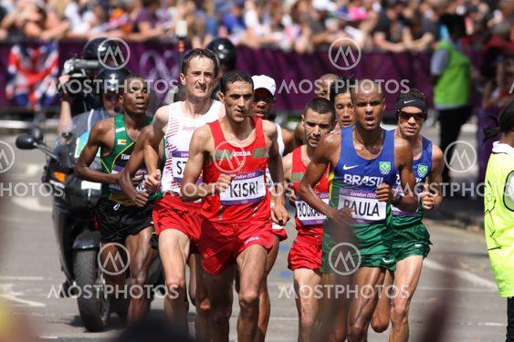 Men's Olympic Marathon 2012
