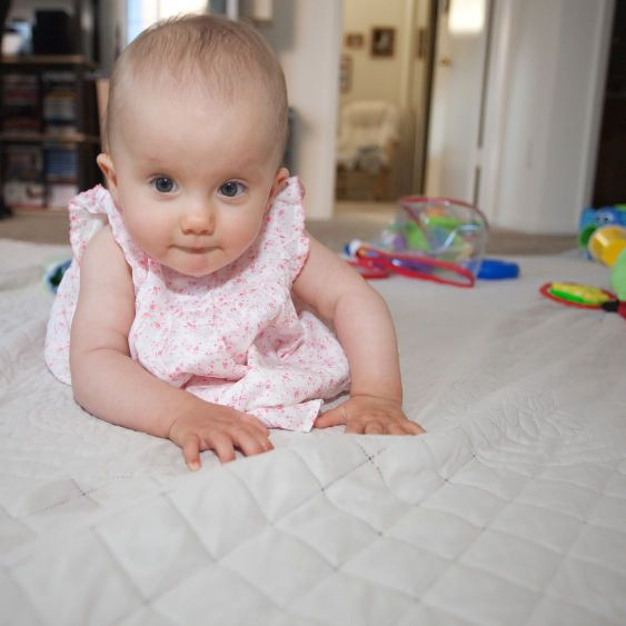 Baby gennemsøgning